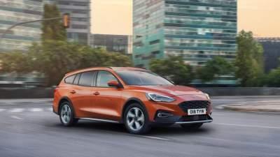 Ford представила улучшенный Focus