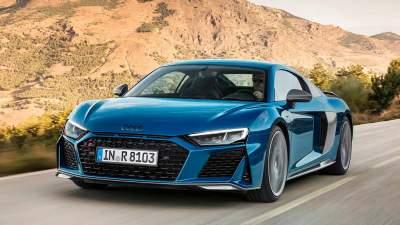 Audi обновила модель R8