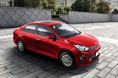 Китайские модели Kia теперь будут продаваться по всему миру