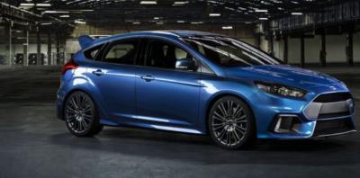 Carlex Design поработали над «заряженным» Ford Focus RS