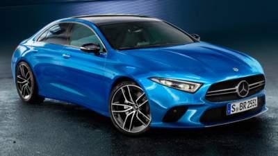 Mercedes-Benz готовится кпремьере нового поколения CLA