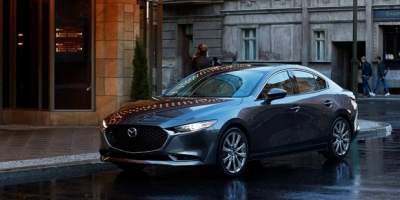 Mazda презентовала новую тройку