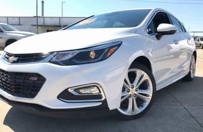 GM планирует отказаться от Chevrolet Cruze