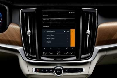 Volvo рассказала, какой ОС оснастит следующую модель