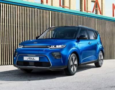 Европейская версия Kia Soul станет электромобилем