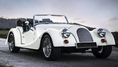 Morgan построит спорткар на базе Aston Martin