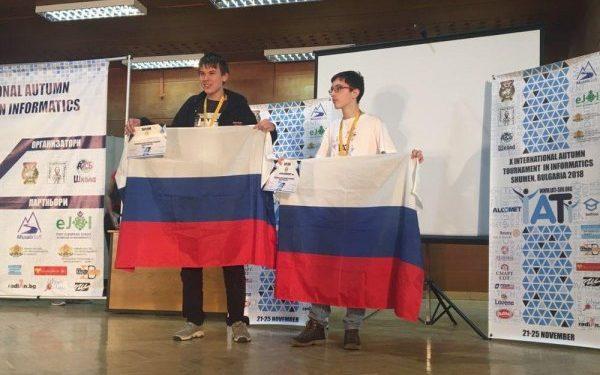 Исаак Калина прокомментировал победу московских школьников в Международном турнире по информатике