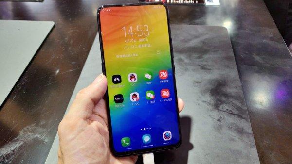 Китайская фирма Vivo опубликовала тизеры нового смартфона Nex 2