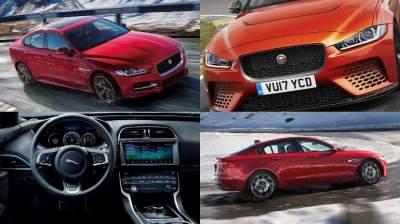 Стало известно, когда Jaguar обновит модель XE
