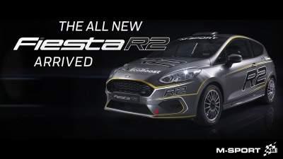 Ford представила новую версию Fiesta