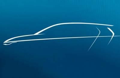 Volkswagen показал первое изображение нового «Гольфа»