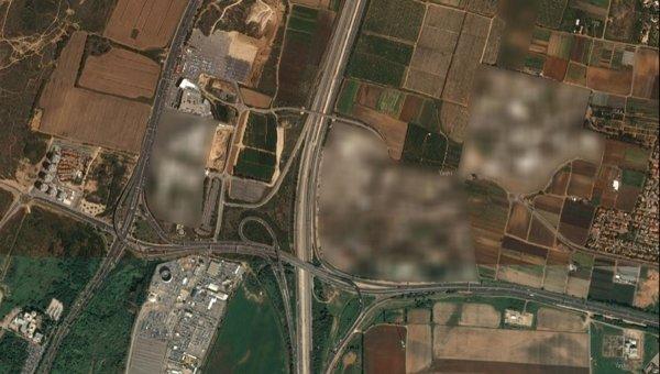 Сервис «Яндекс.Карты» раскрыл законспирированные объекты Турции и Израиля