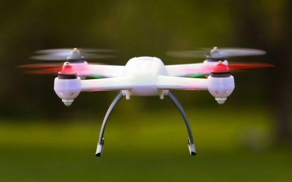 Швейцарские ученые создали складной дрон-квадрокоптер