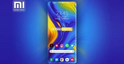 Xiaomi запатентовала необычный экран