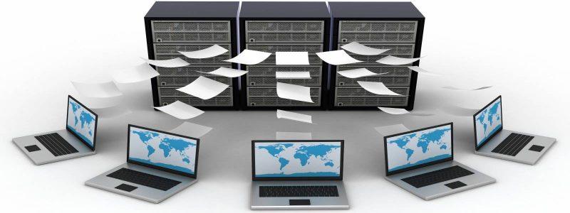Безопасное хранение корпоративной информации